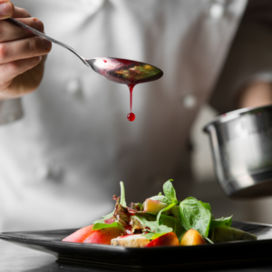 Servizio chef pranzo o cena per max menu deluxe